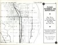 Map Image 028, Milwaukee County 1961
